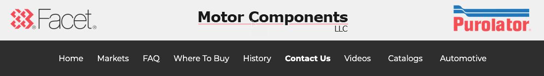 Motor Components LLC